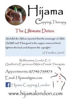 Hijama Cupping Therapy Hijama Cupping, Cupping Therapy, Detox, Massage, Medicine, Health Fitness, Healing, Sayings, Islamic