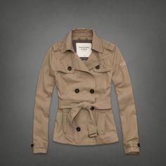 Womens Heather Jacket | Womens Outerwear | Abercrombie.com