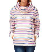 Wolf & York Cloudberry Hoody - Multi Stripe