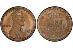 Although Lincoln Wheat pennies are ordinary, there are a few that are valuable. Here you will find a list of key dates, rarities, & varieties. Valuable Wheat Pennies, Valuable Coins, Most Valuable Wheat Penny, Value Of Pennies, Wheat Penny Value, Penny Value Chart, Old Coins Value, Penny Values, Rare Pennies