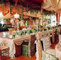 Jessica Simpson wedding reception 2014