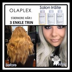We just love Olaplex  www.saloninsite.dk
