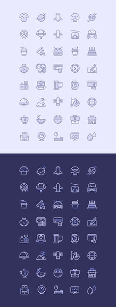 Birply Icons