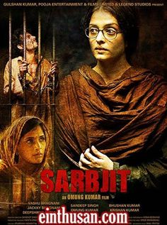 Sarbjit Hindi Movie Online - Aishwarya Rai, Bachchan, Randeep Hooda, Richa Chadha and Darshan Kumaar. Directed by Omung Kumar. Music by Jeet Gannguli. 2016 [U/A] ENGLISH SUBTITLE
