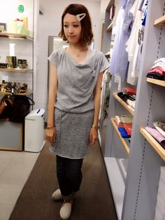 T.Wagatsuma(THE STATION STORE UNITED ARROWS LTD. Echika表参道店)