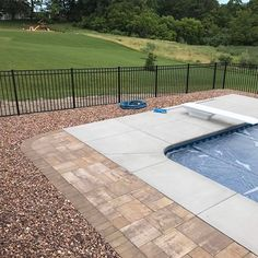 You can never stop improving your outdoor living space. Cambridge Pavingstones with ArmorTec is here to make sure that you don't. Installation: Howie's Lawn and Landscape