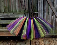 Passion-Fruit Flower Fairy Tutu - Halloween Tutu - Rave Tutu - Available in Infant, Toddlers, Girls, Teenager, Adult and Plus Sizes Witch Tutu, Witch Costumes, Halloween Costumes, Halloween Humor, Tutu Costumes, Costume Ideas, Halloween 2019, Halloween Diy, Happy Halloween