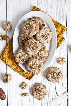 Fig, Date and Walnut Cookie Recipe | Recipes | PRANA