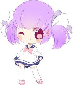 (╯◕ヮ◕)╯ Supah Cute Chibi Auction~ HB:$22 - Subeta