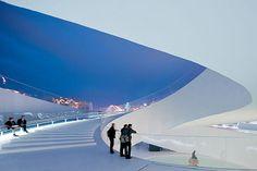 Danish Pavilion at Shanghai Expo 2010 by BIG