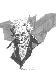 Joker by Lee Bermejo