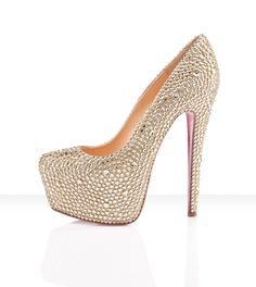 On my bucket list... Work hard, save a butt ton of $$, and buy myself a pair of Louboutins. Watch out Kim K ;)