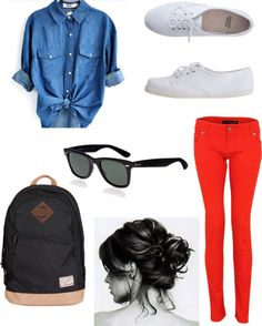 """""""chill"""" by abbiebogar on Polyvore"""