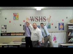 All I Do Is Solve (WSHS Math Rap Song). This is hysterical, and I love how these teachers are so devoted to reaching their students. Very cool.