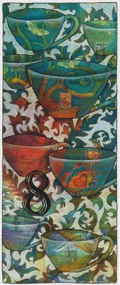 Judy  Coates Perez | 8 of Cups