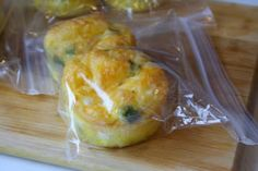 Kalyn's Kitchen®: Recipe For #Egg Muffins: High in protein, gluten-free, good for you and your family #On-the-Go breakfast!