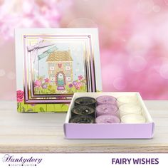 Fairy Wishes - Hunkydory | Hunkydory Crafts