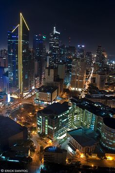 Makati Central Business District - Makati City