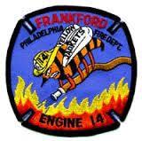 PHILADELPHIA FIRE DEPT. ENGINE 14