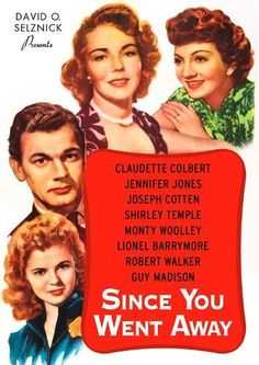 Since You Went Away [DVD] [1944]