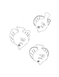 Drawing With Dots - Sea Life   - Pinned by @PediaStaff – Please Visit http://ht.ly/63sNt for all our pediatric therapy pins