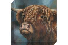 Heifer Detail - Oswaldtwistle Mills