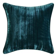 Tracy Porter For Poetic Wanderlust 'Sisley' Velvet Pillow (385 CNY) ❤ liked on Polyvore featuring home, home decor, throw pillows, blue, blue throw pillows, velvet throw pillows, blue toss pillows, blue home decor and blue velvet throw pillows