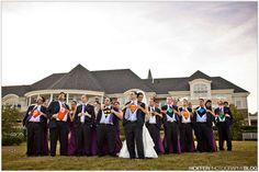 superhero-bridal party
