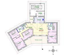 archi-eurasia.org : Plans de maison provencale - Architecture eurasienne