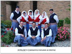 Kefalonia, Cephalonia costume