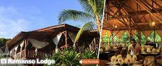 A cozy lodge in the Costa Rica