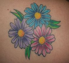 Daisy tattoos | Daisy Tattoos Pictures and Images : Page 7