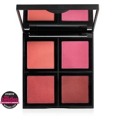 e.l.f Blush Palette Dark  I love this blush palette! Comprable color pay-off and quality to any NARS or Bobbi Brown blushes. I highly recommend it.