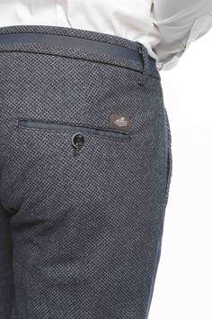 Mason's man chino pants model Torino University cotton wool looks fancy - Masons