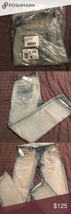 Diesel Jeans Diesel DNA Mutation Jeans. Brand new with tags. Jeans