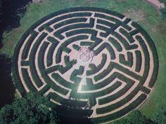 Labyrinthe de Chenonceau in Chenonceaux, Centre