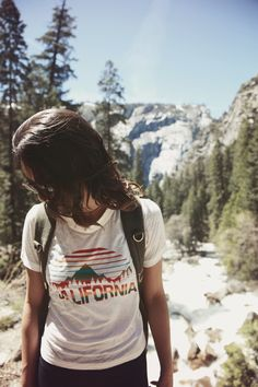 Do you need tips on what you should do when visiting Yosemite NP in California? Click now to find some wonderful advice. Hot Girls, California Camping, Festival Camping, Pop Up Tent, Adventure Is Out There, The Great Outdoors, Adventure Travel, National Parks, How To Wear