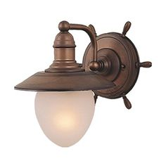 Cascadia Lighting Nautical Wall Sconce
