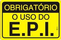 Segurança do Trabalho: EPI- Equipamento de Proteção Individual.