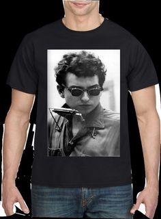 BOB DYLAN   T shirt,men's T shirt,custom printed garments,ladies top,kids t shirts by Tees4u16 on Etsy
