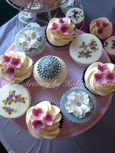 Shabby Cupcakes
