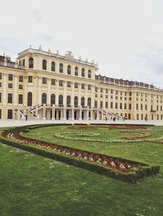 schönbrunn palace // vienna, austria
