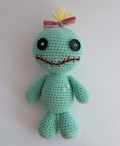 Scrump (Free Amigurumi Patterns)