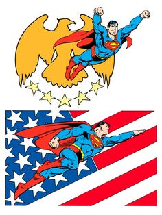 Truth, Justice, and The American Way by Jose Luis Garcia-Lopez from the 1982 DC Comics Style Guide