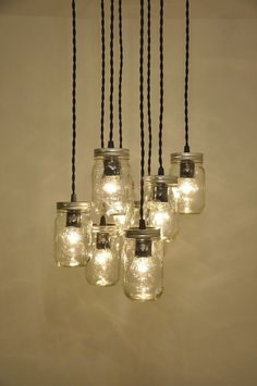 Hey, I found this really awesome Etsy listing at https://www.etsy.com/dk-en/listing/209912096/mason-jar-chandelier-pendant-light