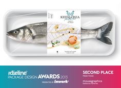 The Dieline Package Design Awards 2013: Fresh Food, 2nd Place - Kefolonia Fisheries  - The Dieline -