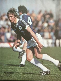 Andy King of Everton in 1978.