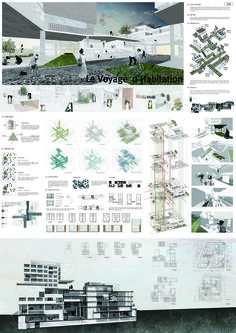 Discover recipes, home ideas, style inspiration and other ideas to try. Condominium Architecture, Office Building Architecture, Architecture Panel, Architecture Drawings, Architecture Portfolio, Landscape Architecture, Building Design, Interior Design Presentation, Architecture Presentation Board
