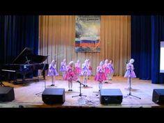 Летка-Енка танец ко Дню Защиты детей. - YouTube