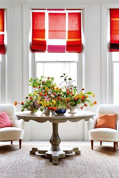 The Morning Room - A fresh and cheerful scheme for Spring | Design Ideas (houseandgarden.co.uk)